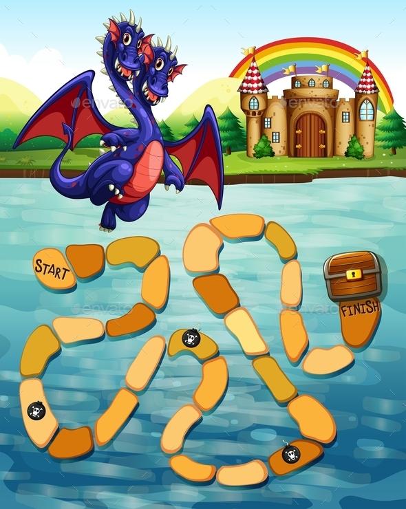 GraphicRiver Maze Game 10870995