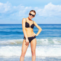 beautiful woman in bikini - PhotoDune Item for Sale
