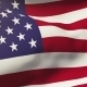 United States Flag Waving In The Wind - VideoHive Item for Sale