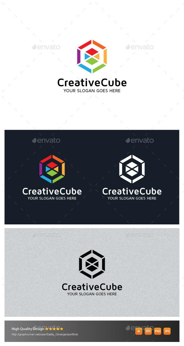 GraphicRiver Creative Cube 10871902