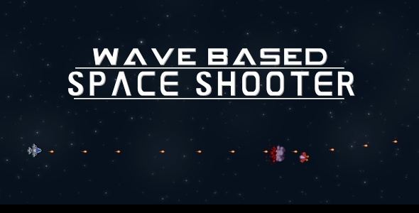 CodeCanyon Wave Based 2D Shooter 10872049