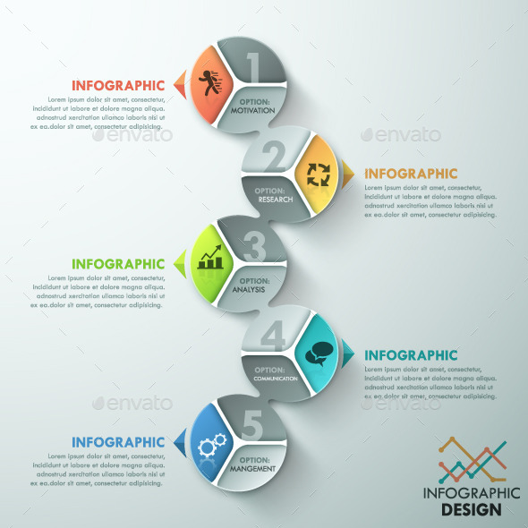 GraphicRiver Modern Infographic Options Template 10872553