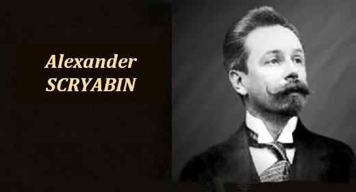 Scriabin Alexander