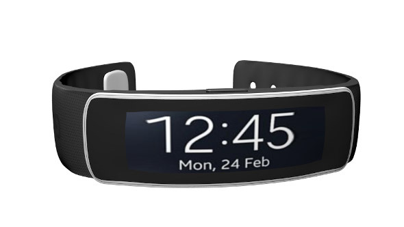 3DOcean Samsung Gear Fit 10873378