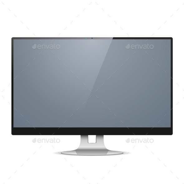 GraphicRiver Computer Monitor 10874112