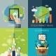E-Commerce Concepts  - GraphicRiver Item for Sale