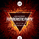 Abstract Future Flyer Psd Templates  - GraphicRiver Item for Sale