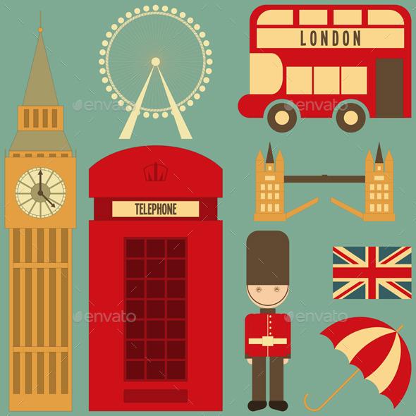 GraphicRiver London 10875723