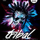 Tribal Party Flyer - GraphicRiver Item for Sale