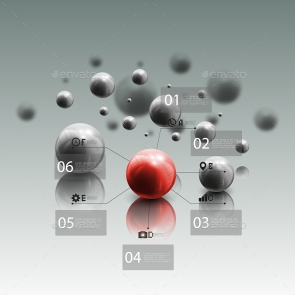 GraphicRiver Sphere Background 10877154