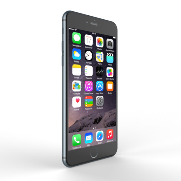 3DOcean Iphone 6 Plus 10877318
