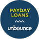 PayDay Loans Responsive Unbounce Landing Page - ThemeForest Item for Sale
