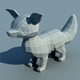 Fox - Low Poly