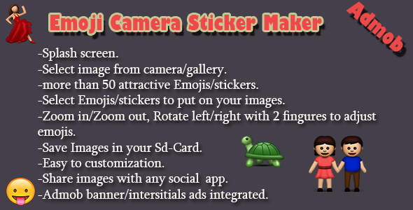 CodeCanyon Emoji Camera Maker 10877575