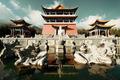 Chongsheng Monastery - PhotoDune Item for Sale