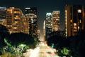 Los Angeles at night - PhotoDune Item for Sale