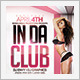 In Da Club Party Flyer - GraphicRiver Item for Sale