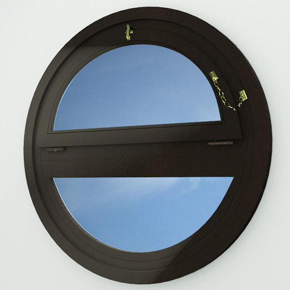 3DOcean Circular Window 10880050