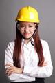 Smile engineer woman - PhotoDune Item for Sale