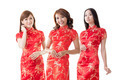 Chinese women at new year - PhotoDune Item for Sale