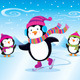 Penguin on Ice  - GraphicRiver Item for Sale