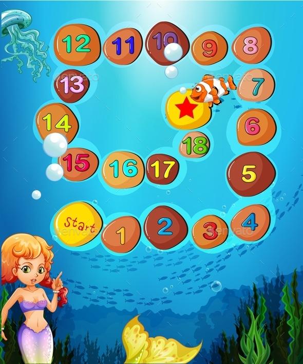 GraphicRiver Boardgame 10880635