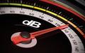 dB, Decibel level - PhotoDune Item for Sale