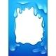 Blue Template Design - GraphicRiver Item for Sale
