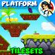 Platform Tilesets Game Assets - GraphicRiver Item for Sale