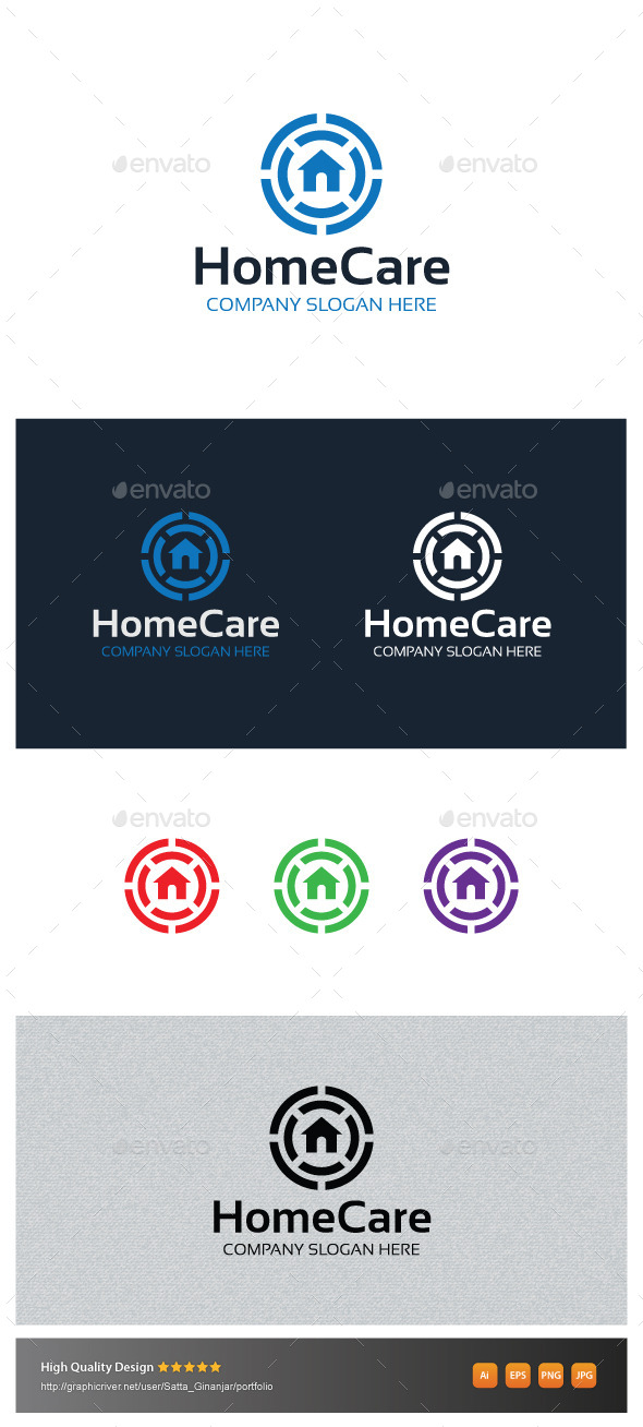 GraphicRiver Home Care 10881331