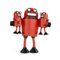 Robots family - PhotoDune Item for Sale