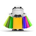 Robo shopping - PhotoDune Item for Sale