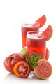 Tomato and Guava smoothie - PhotoDune Item for Sale