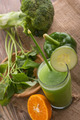 Green vegetables mix juice - PhotoDune Item for Sale
