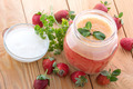 Strawberry Yogurt Smoothie - PhotoDune Item for Sale