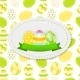 Easter Egg Background - GraphicRiver Item for Sale