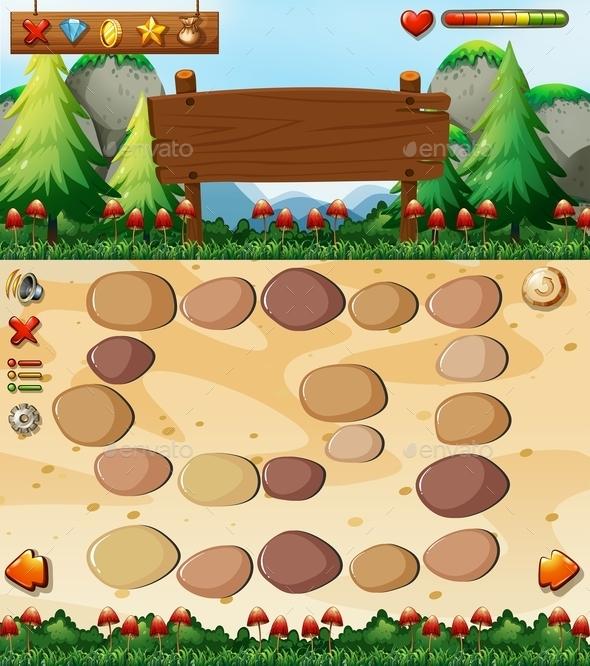 GraphicRiver Boardgame 10883894