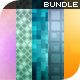 50 Abstract Backgrounds Bundle - GraphicRiver Item for Sale