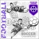 Soccer and Football Players - GraphicRiver Item for Sale