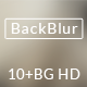 BackBlur #Part1 - 10 Blurred Background - GraphicRiver Item for Sale