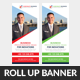Lawyer Firm Business Rollup Banners - GraphicRiver Item for Sale