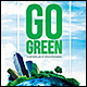 Go Green Bi-Fold Brochure - GraphicRiver Item for Sale