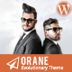 Orane - An Evolutionary WordPress Theme - ThemeForest Item for Sale