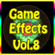 Game Effects Vol.8 - GraphicRiver Item for Sale