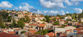 Panoramic view of Lofou, a famous touristic village in Cyprus. L - PhotoDune Item for Sale