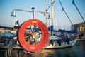 Old fishing boats in Limassol harbour. Cyprus - PhotoDune Item for Sale