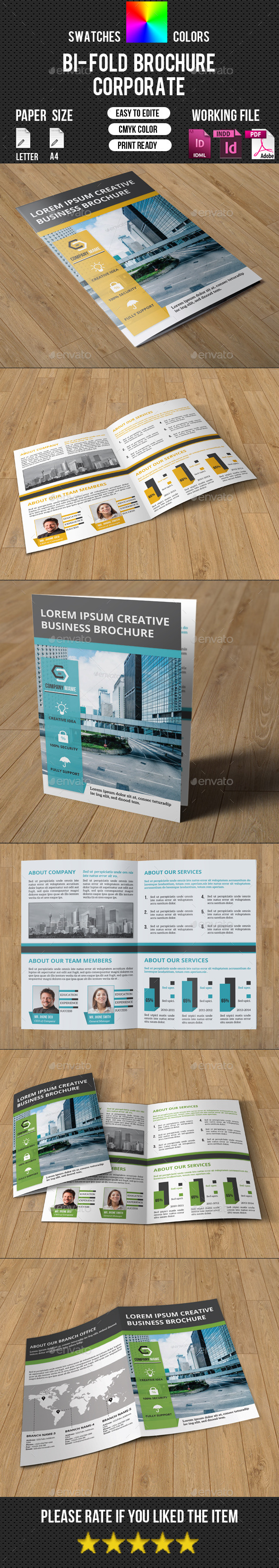 GraphicRiver Corporate Brochure Template-V230 10888672