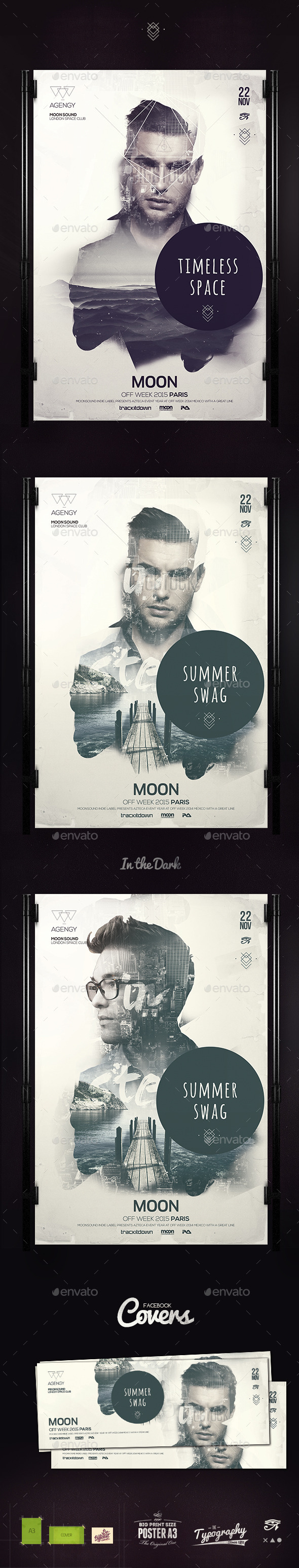 GraphicRiver Timeless Poster 10889300