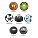 Set of Cartoon Sports Ball Characters - GraphicRiver Item for Sale