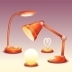 Set of Office Lamps - GraphicRiver Item for Sale